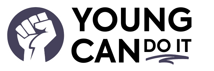 Young can do it Logo
